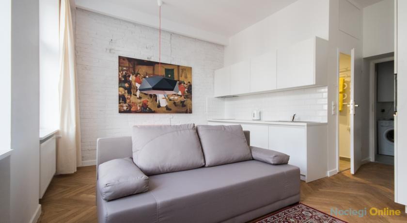Apartament przy Woonerfie
