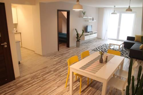 "Apartament "" W centrum """