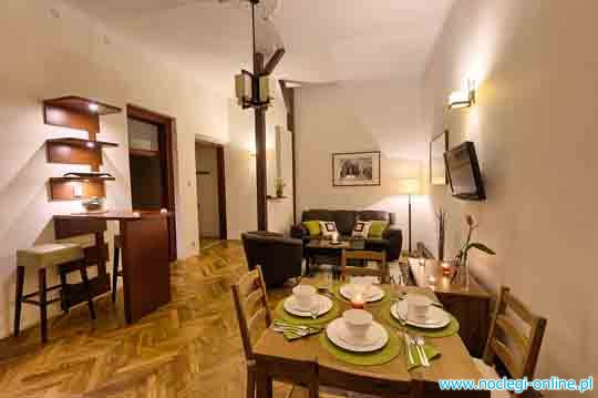 Apartament Redwood