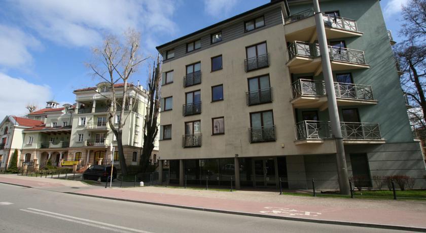 Apartament Sobieski I