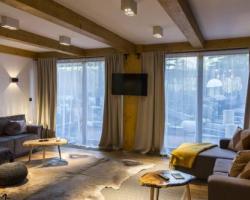 Apartament St. Moritz
