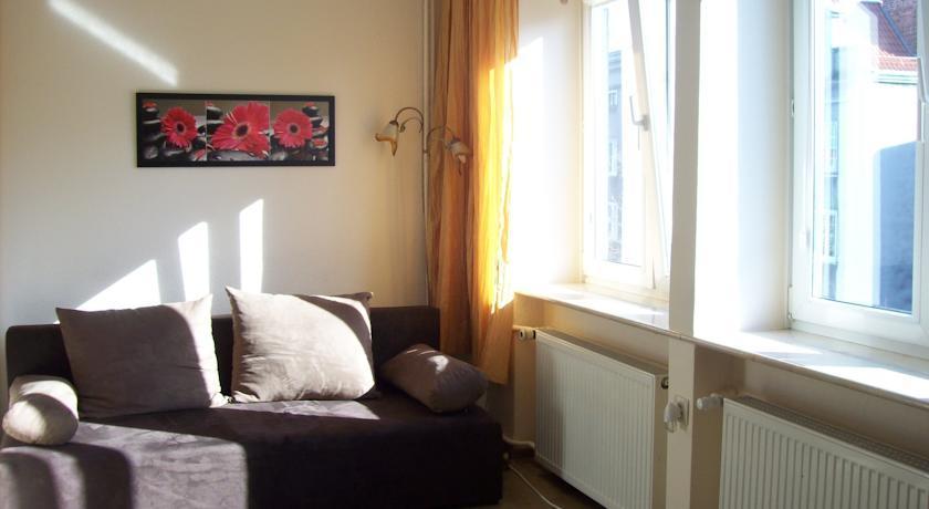 Apartament Szeroka