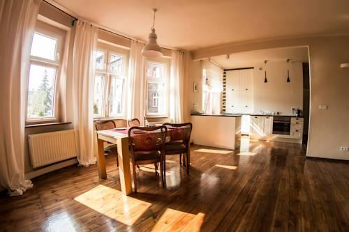 Apartament Sztygar na Nikiszowcu