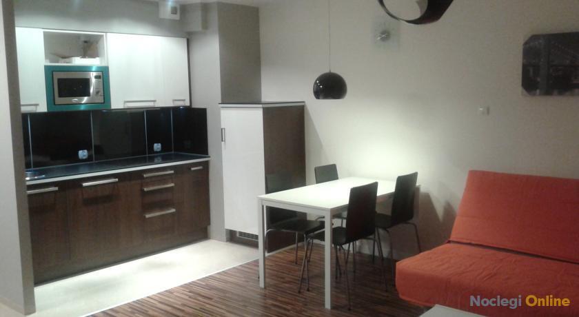 Apartament Trzy Żagle
