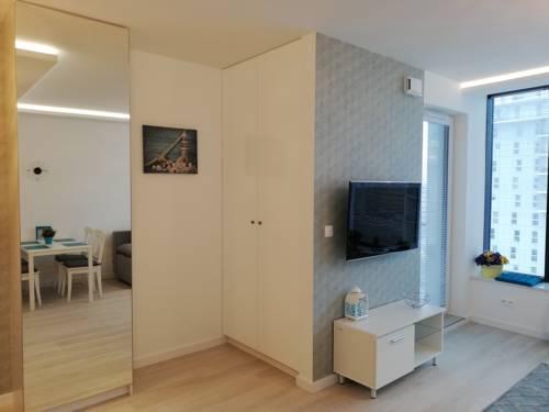 Apartament Turkusowy - Integro Sopot