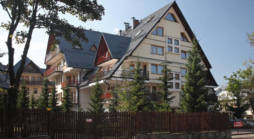 Apartament TWW Giewont