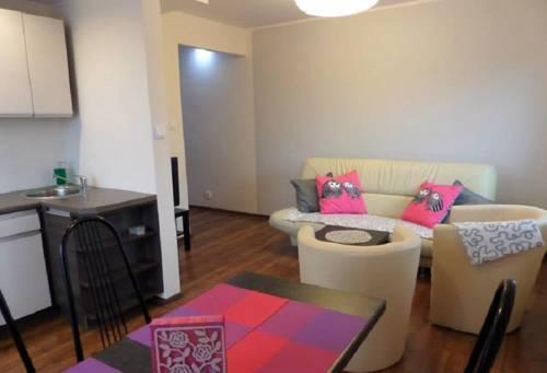 Apartament w centrum Łeby
