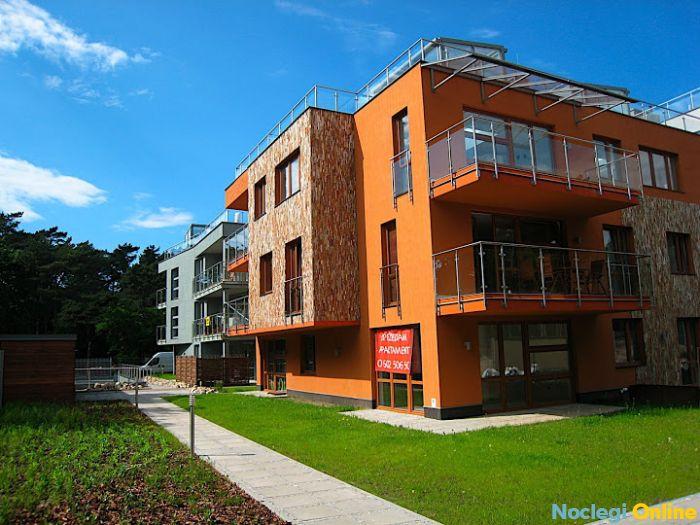 Apartament w kompleksie Willa Cztery Żywioły