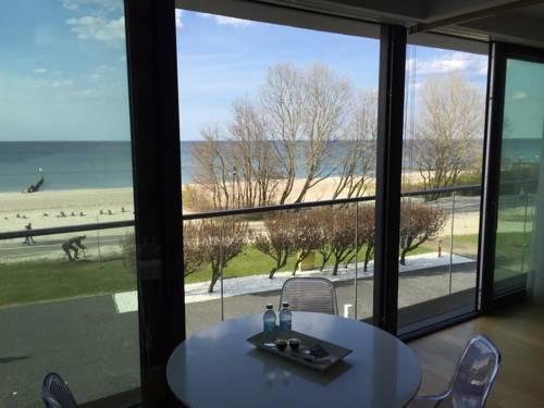 Apartament w Marine Hotel