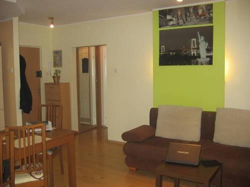 Apartament w Poznaniu Osiedle Piastowskie