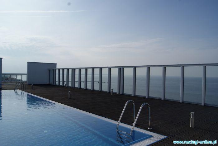 Apartament Wakacyjny z widokiem na morze