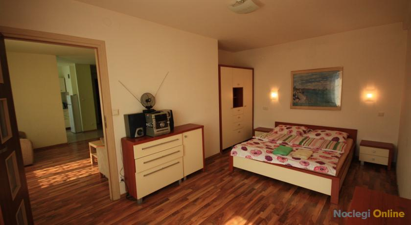 Apartament Z Kominkiem