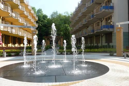 Apartament z ogródkiem w Parku Zdrojowym