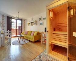 Apartament z Sauną pod Świerkami - Apartamenty 5d