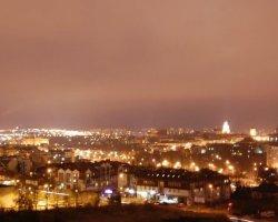 Apartament z widokiem na Lublin