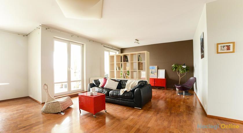 Apartament Z Widokowymi Tarasami