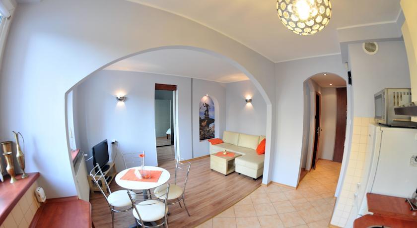 Apartament Żabi Kruk