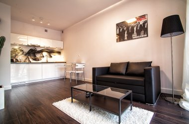 Apartament Zamoyskiego