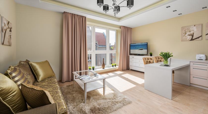 Apartament Złoty Kwartał Kamienic
