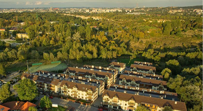 Apartamenty & Spa Zakrzówek