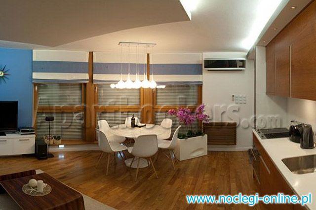 Apartamenty Apartbookers.com nad Morzem