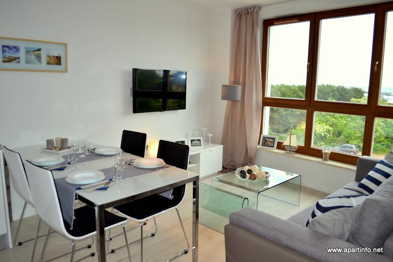 Apartamenty Apartinfo Gwiazda Morza