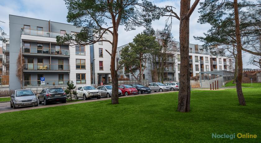 Apartamenty Apartinfo Nadmorski Dwór