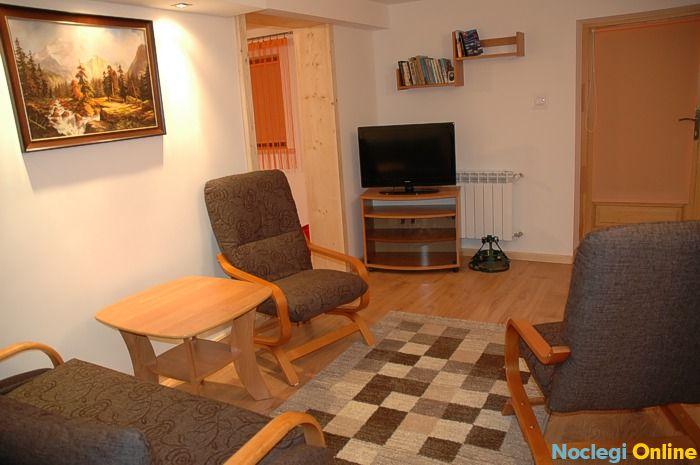 Apartamenty CICHA DOLINA