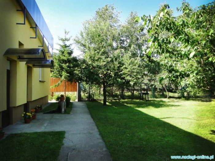 Apartamenty i pokoje socjalne