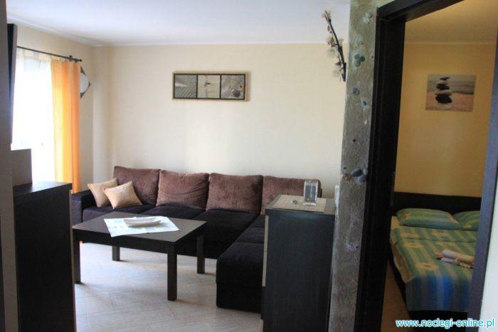 Apartamenty i Pokoje Villa Riffe i Villa Plażowa