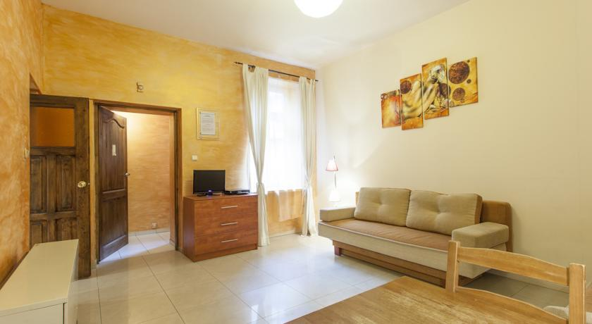 Apartamenty Idylla