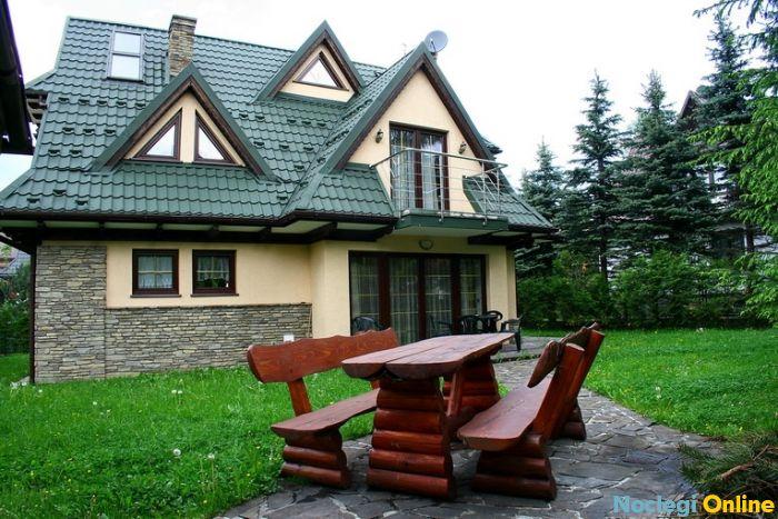 Apartamenty Jastrzębi Dworek