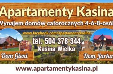 Apartamenty Kasina Wielka