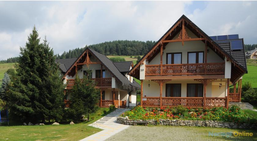 Apartamenty Kornaje