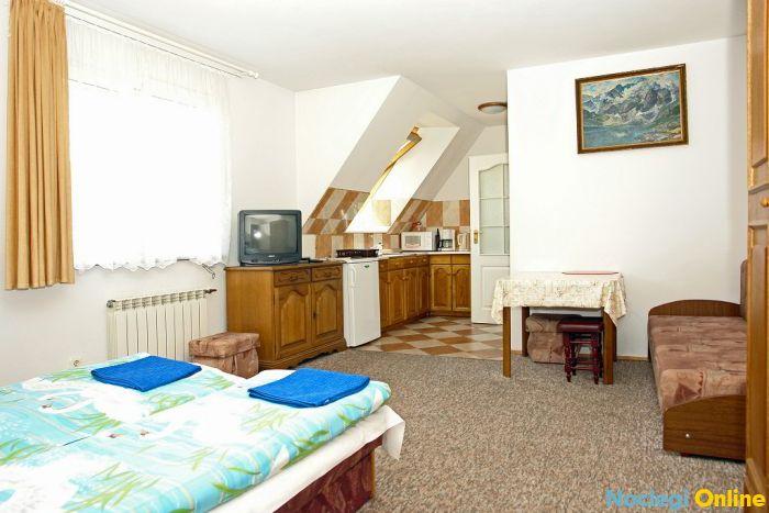 Apartamenty Mikrus