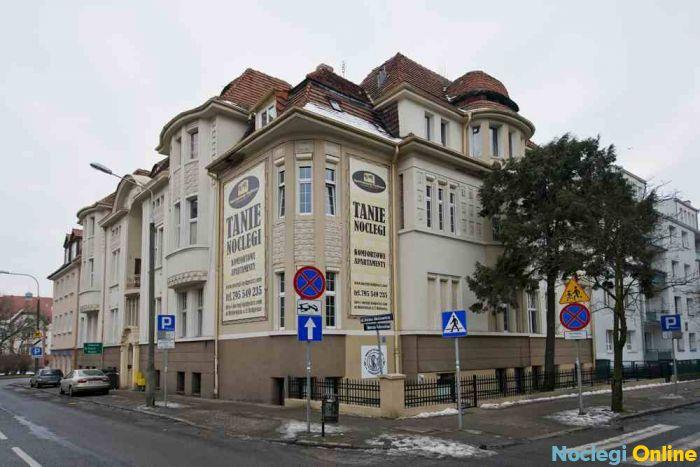Apartamenty Parkowe Bydgoszcz