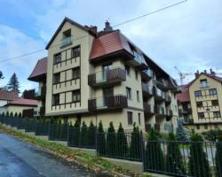 Apartamenty Parkowe Polanica Zdroj