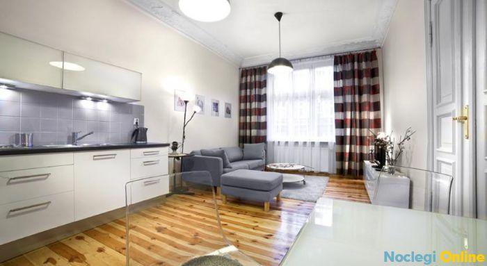 Apartamenty Pomarańczarnia