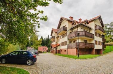 Apartamenty Rezydencja Parkowa