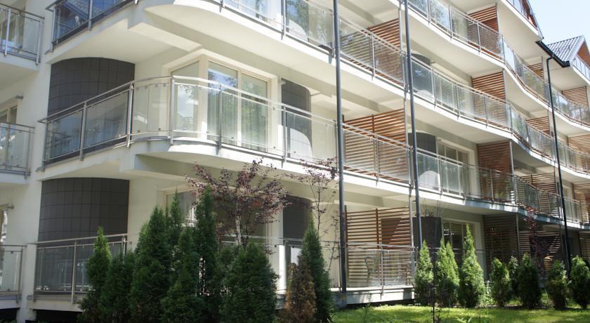 Apartamenty Stara Polana