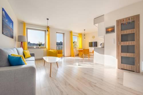 Apartamenty Sun&Snow Kwartal Róży Wiatrów