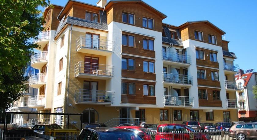 Apartamenty Sun&Snow Nautilus SPA