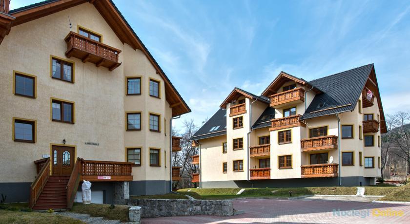 Apartamenty Sun&Snow Osiedle Podgórze