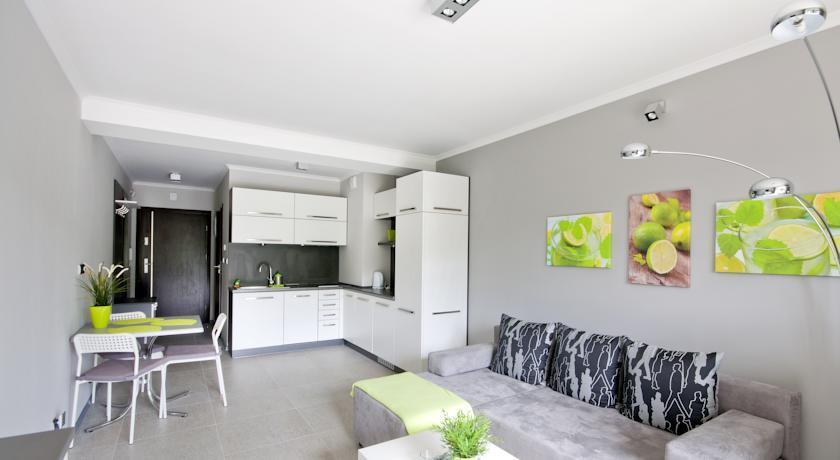 Apartamenty Sun&Snow Tęczowe Wzgórze
