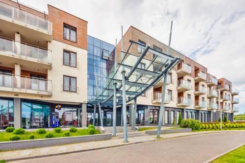Apartamenty Sun&Snow w Baltic Plaza Kołobrzeg