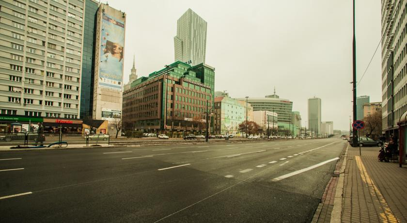 Apartamenty Varsovie Śliska 10
