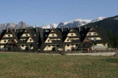 Apartamenty w Kościelisku