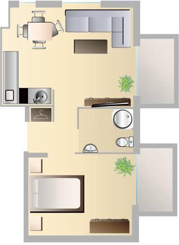 Apartamenty Willa Alicja