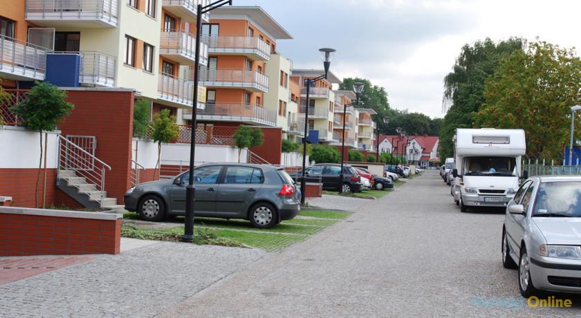 Apartamenty Zielone Tarasy