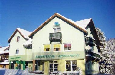 Apartamenty Zielony Domek